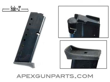 Astra A75 7rd Magazine W/Finger Ext., 9MM/.40S&W, NOS