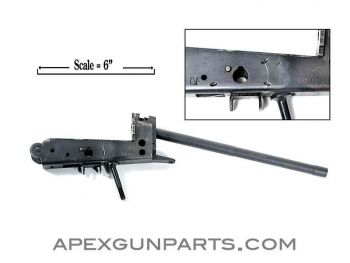 FAL Lower Receiver, BGS, Stripped