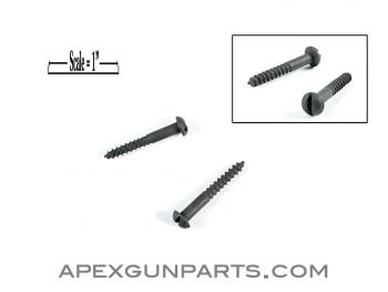 Cetme Butt Pad Screws, Set of Two