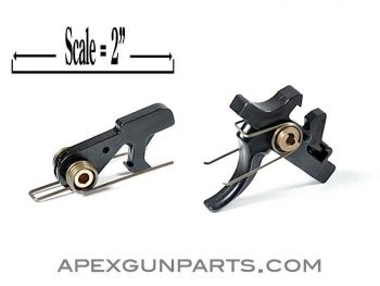 AR15 Trigger, 2 Stage, CMMG, NEW