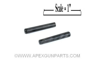 Colt AR15/M16 Front Sight Pins (2), Tapered