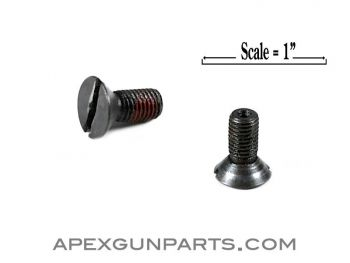 Colt AR15A1/M16A1 Screw, Buttplate/Buttcap, Upper, Short