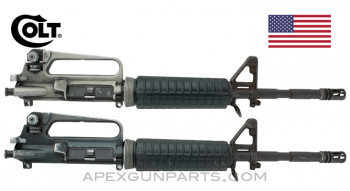"Colt Model 720 XM4 Carbine Upper Assembly, 14.5"" Barrel, F/A 1/7, 5.56X45 NATO, *Good*"