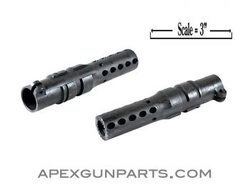 FN Pattern FAL Flash Hider/Coupler for Bipod, 7.62X51