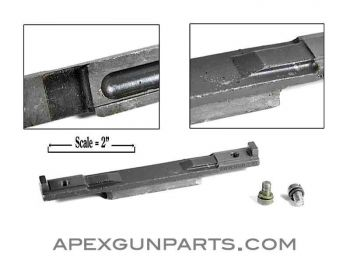 Dovetail Adapter for German Stanag Scope Mount