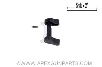 German GSG-5 GSG-522 .22 Safety Lever Assembly, NEW