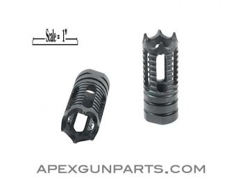 "AR15/M16/M4 ""Phantom A1"" Flash Hider, NEW..US Made 922(R) Part"