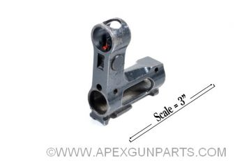 Front Sight Block with Bayonet Mount, VZ58
