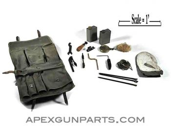 MG42/M53 Field Maintenance Cleaning Kit, Yugoslavian